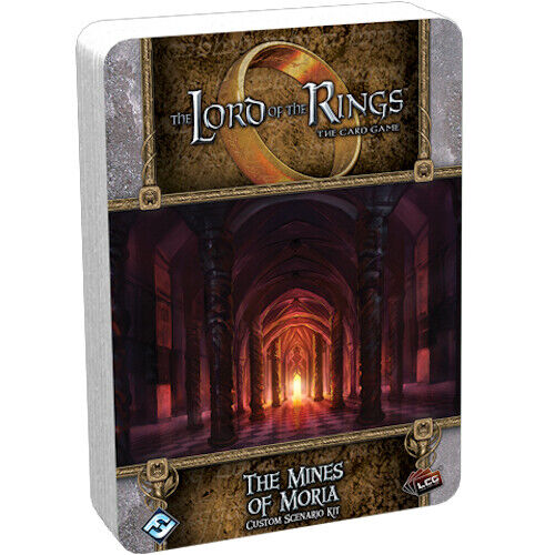 NEW The Lord of the Rings LCG – The Mines of Moria OVP LotR