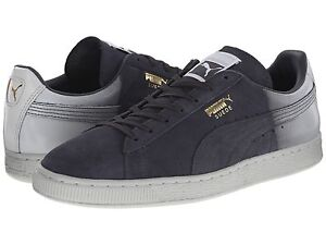 Image is loading Men-039-s-PUMA-Suede-Classic-Blur-Shoes-