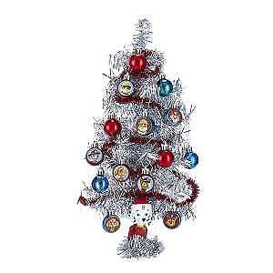 Paw Patrol™ Shatterproof Mini Tinsel Christmas Tree and ...