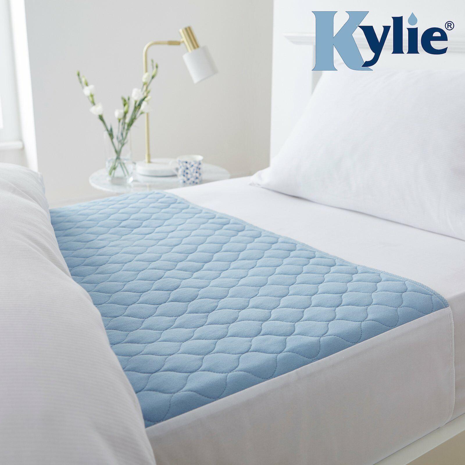 Comfortnights-Kylie 3 Blau, Waterproof Single bed set