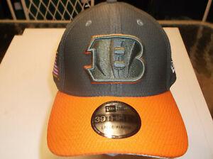 low cost 0e048 5ff72 Image is loading Cincinnati-Bengals-NFL-New-Era-Salute-To-Service-