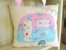 Caravan Cushion Patchwork Kit Vintage Retro Cath Kidston Fabric Sewintocrafts!