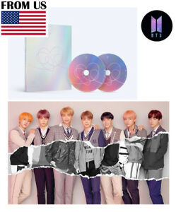 BTS-L-Ver-LOVE-YOURSELF-Answer-Album-BANGTAN-BOYS-2CD-Poster-Photocard-Gift