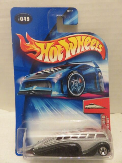 Hot Wheels 2004 First Editions Tooned Lamborghini Countach 79 Of