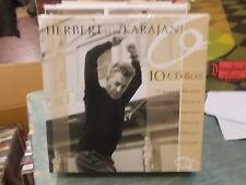 HERBERT VON KARAJAN 10 CD BOX