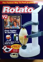 Rotato Stripper Peeling Machine Strips And Peels Fruit As Seen On Tv Easy