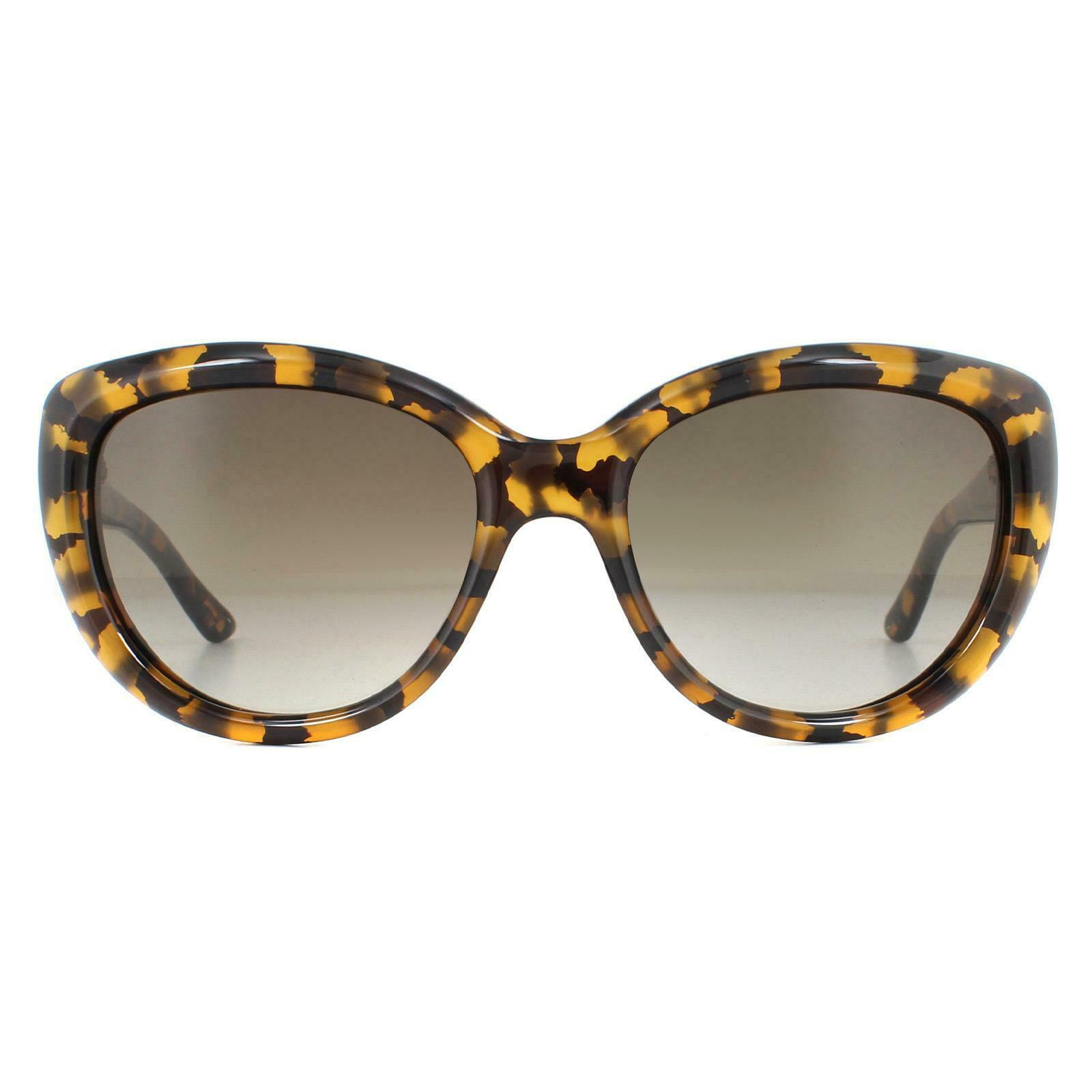 Dior Sunglasses Lady Cat 1 O5U HA Brown Tortoise Brown Gradient