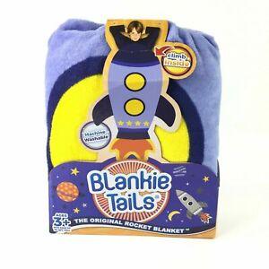Your Zone Blankie Tails The Original Rocket Blanket For Kids Rocket Blankie Tail