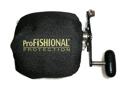 Overhead Fishing Reel Cover X-Small Bait-caster//Tear-drop Made in Australia