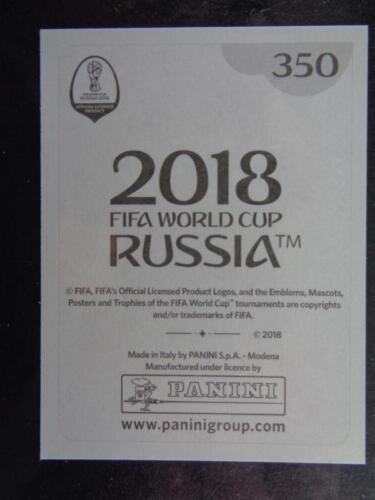 Panini coupe du monde 2018 Russie-Alex Iwobi NIGERIA Nº 350