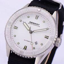 Watch DEBERT Parnis   43mm  Movement Automatic MIYOTA 21 jewels, SHAPPIRE GLASS
