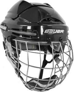 BAUER-9900-Hockey-Helmet-Combo-Bauer-Ice-Hockey-Helmet-with-Cage-Inline-Helmet