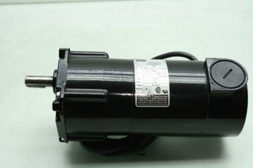 Bodine 32Y3BEPM-Z3 Gearmotor 90V 1//12HP Torq 47Lb-In 83RPM 30:1 Ratio 0.95A