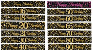9ft-Age-BIrthday-Banner-Sparkling-Fizz-16-18-20-21-30-40-50-60-65-70-80-90