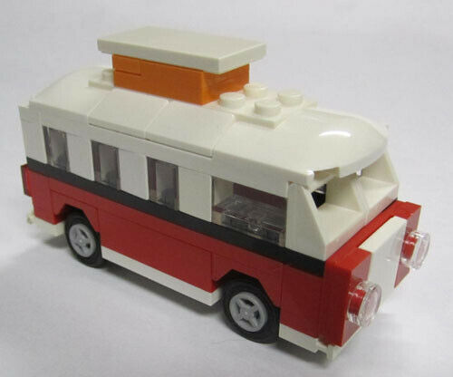 40079 10220 Polybag Mini VW VAN** Lego Creator Volkswagen T1 Campingbus