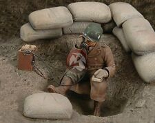 Royal Model 1/35 US Private First Class 501st Airborne in Bastogne 1944 WWII 181