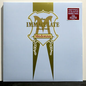 MADONNA-039-Immaculate-Collection-039-Gatefold-Vinyl-2LP-NEW-SEALED
