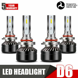 9005-9006-Combo-LED-Headlight-High-amp-Low-Beams-6000K-120W-24000LM-Wholesale-Lamps