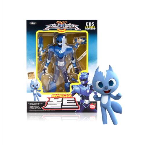 Miniforce Bolt Volt Action Figures Sonokong Korean Animation TV Robot Toy Gift