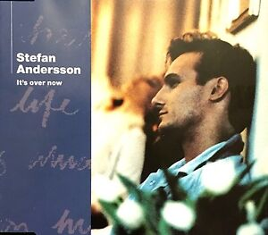 Stefan-Andersson-Maxi-CD-It-039-s-Over-Now-Europe-M-EX
