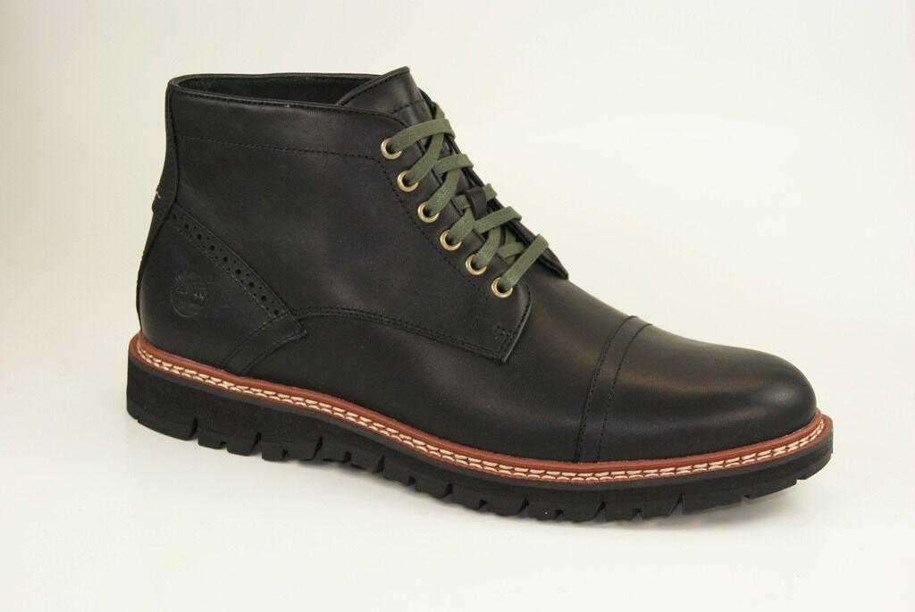 Timberland Britton Hill Chukka stivali 41,5 US 8 normalissime scarpe uomo 5447a | unico  | Uomini/Donne Scarpa