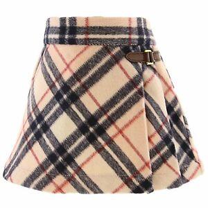 Skooters /& Skort Janie And Jack Plaid Skirt Skirts
