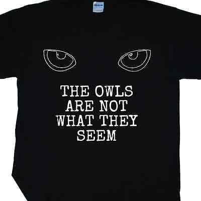 The Owls Are Not What They Seem sweatshirt Inspired by the TV series Twin Peaks