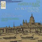 Händel:Wassermusik (GA) von Gerard Schwarz,Laca (2011)