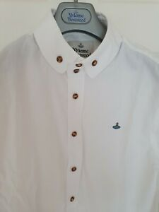 Mens-BNWOT-MAN-by-VIVIENNE-WESTWOOD-long-sleeve-shirt-size-52-large-RRP-260
