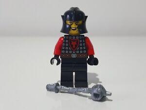 LEGO DRAGON KNIGHT SCALE MAIL SHIELD CHEEK PROTECTION HELMET cas528  70400 70404