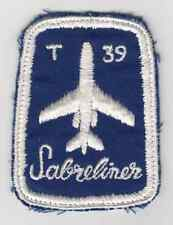 Wartime T-39 Sabreliner Patch