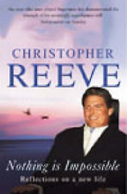 1 of 1 - (Good)-Nothing Is Impossible: Reflections on a New Life (Paperback)-Christopher