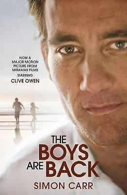 The Boys Are Back (Movie Tie-in Edition by Carr, Simon