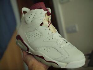 Cass Jordan Blanc 6 Air Retro We Nike OqY0A0