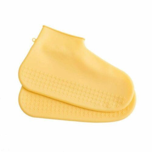 Anti-Slip Shoes Cover Recyclable Silicon Overshoes Reusable Waterproof Rainproof