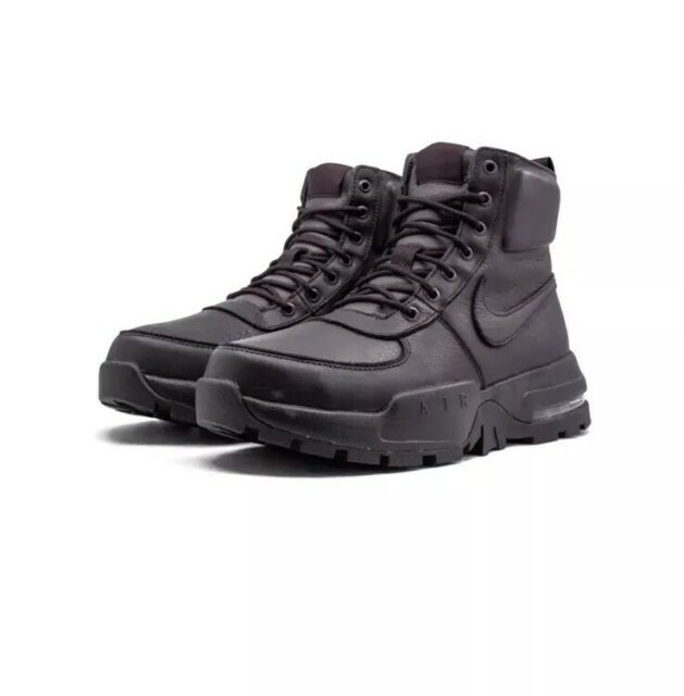 1b7cbc241b Nike Air Max Goaterra 2.0 Men's Waterproof Boots Burgundy Size 12 ...