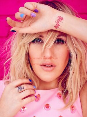 Hollywood Art Photo Poster ELLIE GOULDING Poster 24 inch by 36 inch 8