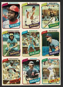 1980-OPC-Uncut-Proof-Panel-Ozzie-Smith-Eddie-Murray-Bando-Thomas-Bailor-9