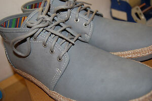 833551f7b0f NIB UGG Cantrell Mens shoes Metal color size 11 Suede Chukka style ...
