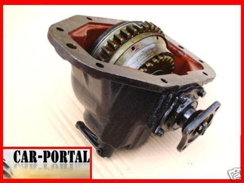 MTS Belarus Allrad Getriebe Verteilergetriebe Seitengetriebe Traktor MTZ