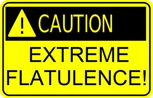 en hierro de transferencia la camiseta de luz o de tejidos oscuros A4 A5 Precaución extrema flatulencias