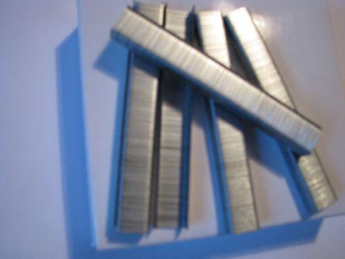 10.000 St Tackerklammern B=12,8mm L=6mm Druckluft Tacker