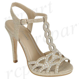 ed54e8d275f New women s shoes evening rhinestones buckle closure high heel ...