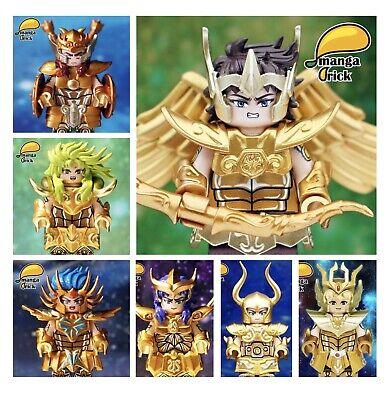 ⎡MANGA BRICK⎦Pre-order Custom Saint Seiya Sagittarius Aiolos Minifigure