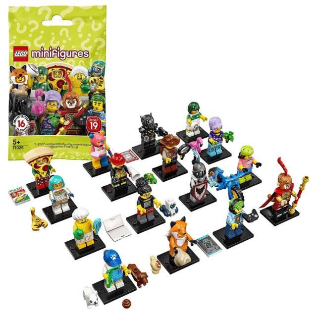 LEGO 71025 - Minifiguren - Serie 19, 1 Stk