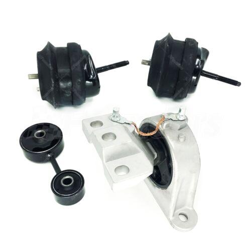 4PCS Engine Motor /& Trans Mount Kit for 04-06 Chrysler Pacifica 3.5L V6 SOHC