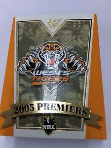 Select-2005-Wests-Tigers-NRL-Premiership-Commemorative-Card-Set-22