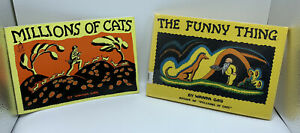 Millions of Cats ( Softcover) / The Funny Thing  ( Hardcover) - Wanda Gag lot