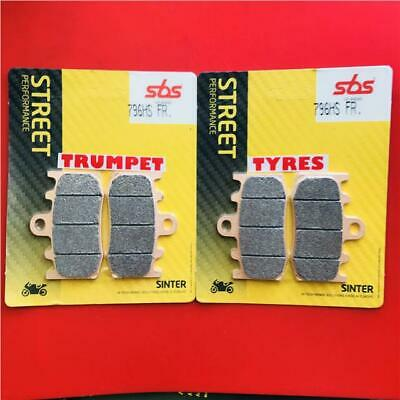 Suzuki GSXR 1000 2005 2006 K5 K6 SBS Race Sintered Front Brake Pads 806RS