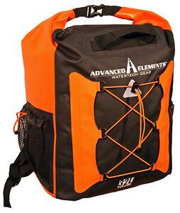 Distingué Advanced Elements Ae3502 Cargopak 32 L Watertech Gear Deck Sac à Dos-afficher Le Titre D'origine